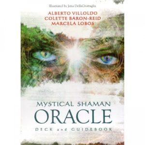 Mystical Shaman Oracle Cards - Alfred Villoldo