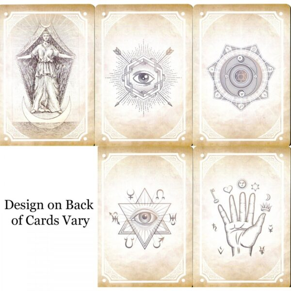 Magickal Spellcards - Lucy Cavendish
