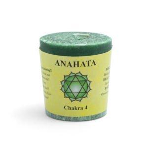 Chakra Candle (Green) - Heart