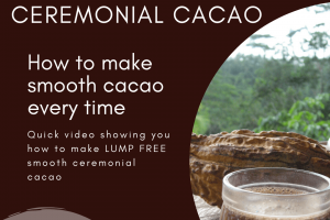 Make SMOOTH CACAO EVERY TIME