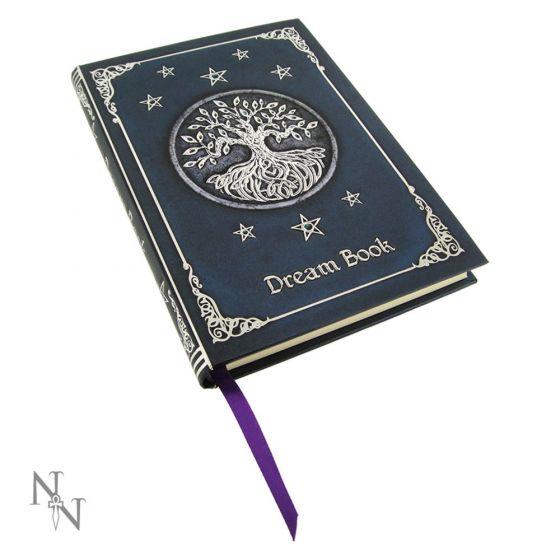 Embossed Tree of Life Dream Book