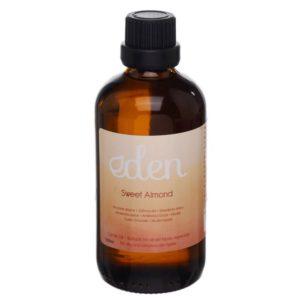 Eden Sweet Almond 100ml Carrier Oil