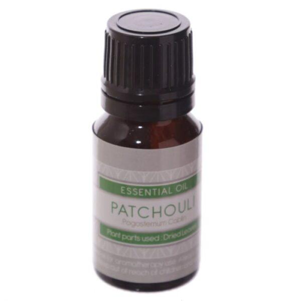Eden Patchouli 100% Pure Essential Oil - 10ml