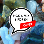 Pick and Mix Crystals B -  6 FOR £4