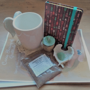 Cacao Ceremony Kit / Gift Set for 1