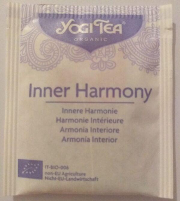 Inner Harmony Yogi Tea - Single Bag
