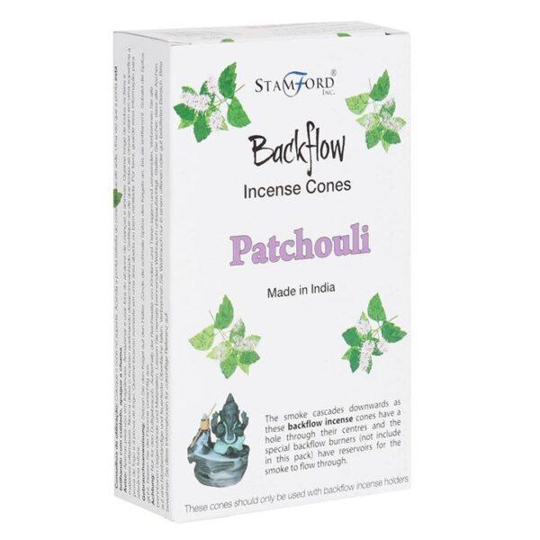 Stamford Patchouli Backflow Incense Cones
