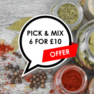 Pick and Mix Herb Bags - (6 FOR £10)