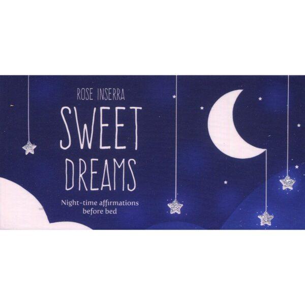 Sweet Dreams Mini Cards - Rose Inserra