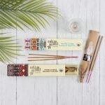 Native Soul White Sage & Dragon's Blood Incense Sticks (12 sticks)