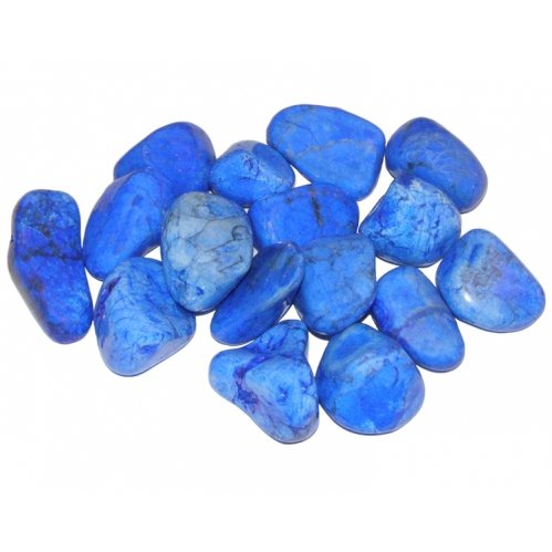 Howlite Blue