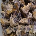 Rough Dog Tooth Amethyst (Protection, Cleansing, Intuition)