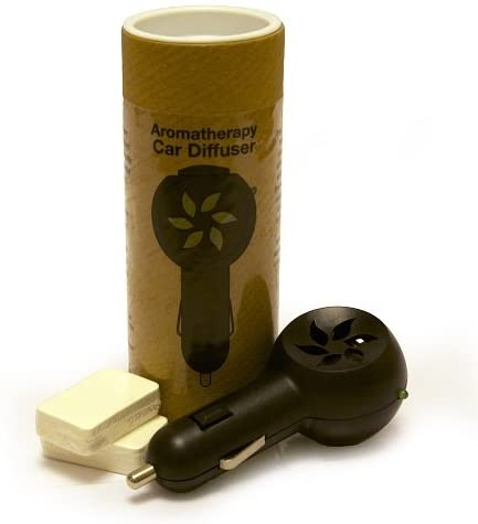 Aromatherapy Car Diffuser + 10 Pads