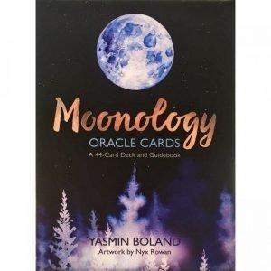 Moonology Oracle Cards - Yasmin Boland