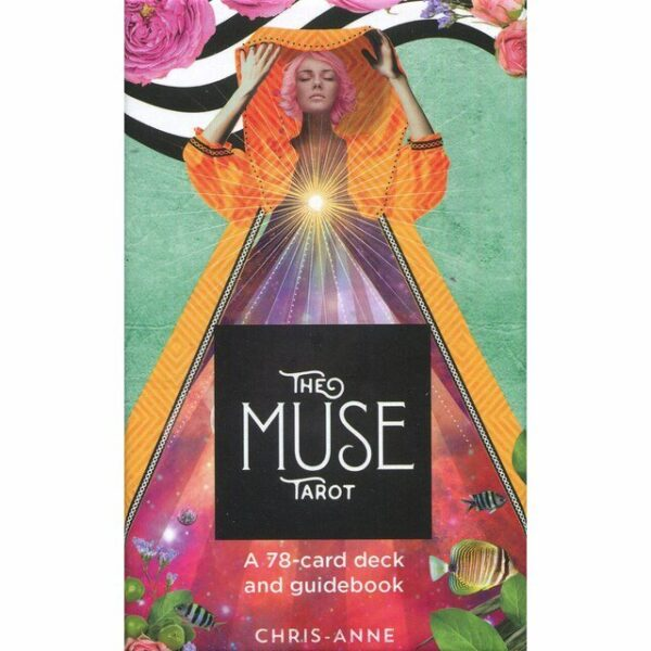 The Muse Tarot Cards - Chris-Anne