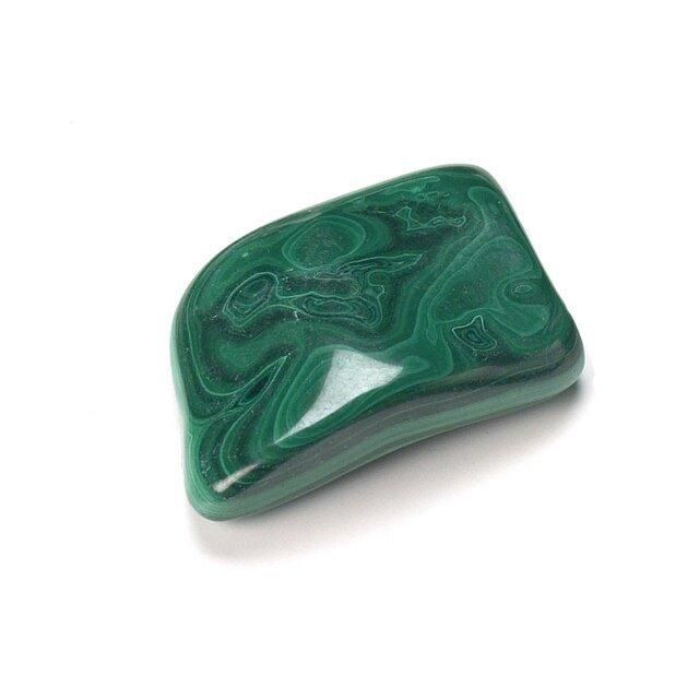 Malachite Tumblestones (Zaire)