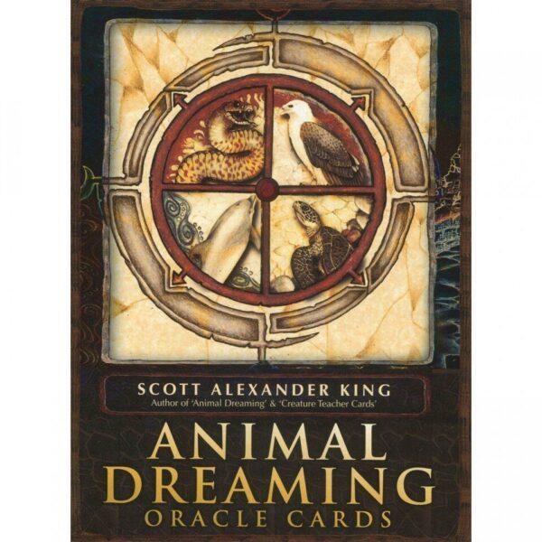 Animal Dreaming Oracle Cards - Scott Alexander King