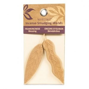 Maroma Frankincense Incense smudging wands (Protection