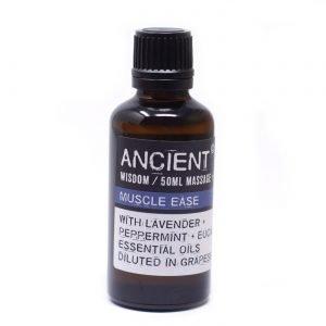 Muscle Ease Massage & Bath Oil - 50ml