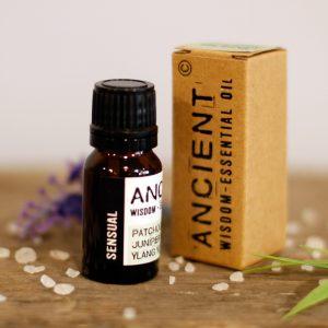 Sensual Essential Oil Blend - Boxed - 10ml
