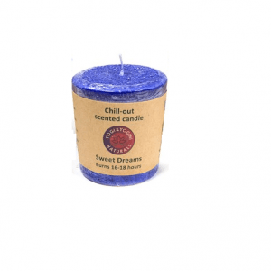 Scented votive candle - Sweet Dreams
