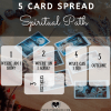 5 Card Spread   Intuitive Card Reading (Email) - Spiritual Path