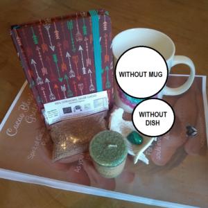 Cacao Ceremony Kit / Gift Set for 1 (Without Mug & Dish)