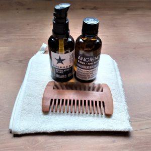 Men's Beard Gift Set | Cleansing & Relaxation