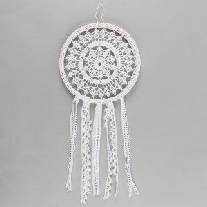 15cm Luxe Lace Dreamcatcher
