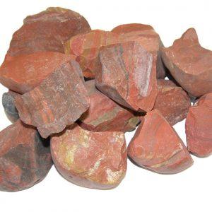 Rough Red Jasper (Grounding, Protection, Balance)