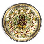 Offering Plate Ganesha (28 x 2.5 cm)