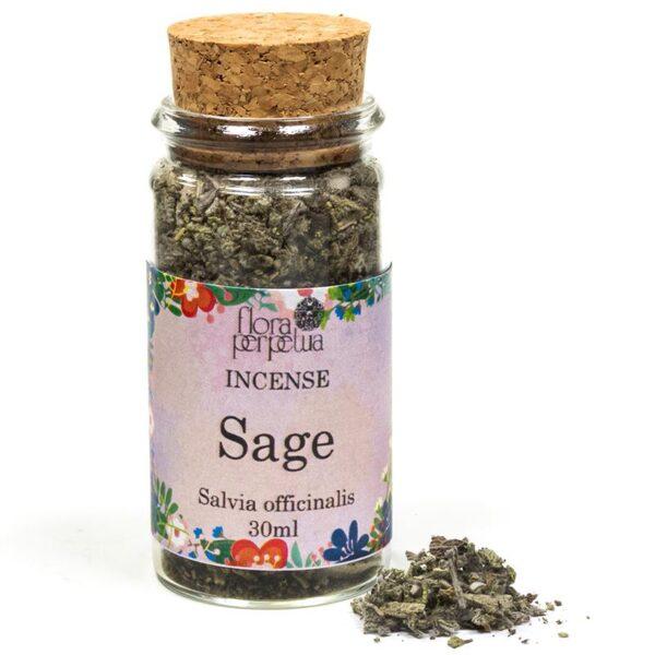 Sage Herb Jar 30ml (Cleanse