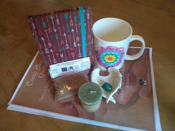 Cacao Ceremony Kit / Gift Set for 1 (V2)