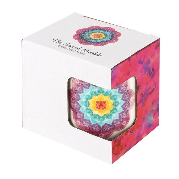 Chakra Mandala Mug